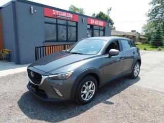 Used 2018 Mazda CX-3 GS for sale in St. Thomas, ON