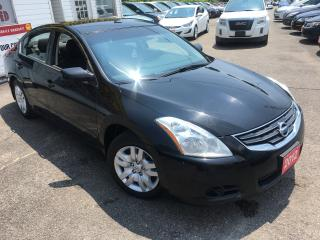 Used 2012 Nissan Altima 2.5 S/ AUTO/ POWER GROUP/ CRUISE CONTROL & MORE! for sale in Scarborough, ON