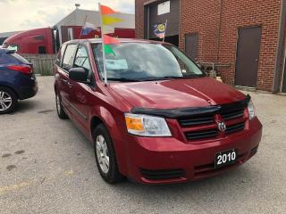 Used 2010 Dodge Grand Caravan SE for sale in North York, ON