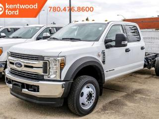 New 2019 Ford F-550 Super Duty DRW XLT 663A 6.7L V8 Diesel 4X4, Power Seats, Power Steering for sale in Edmonton, AB