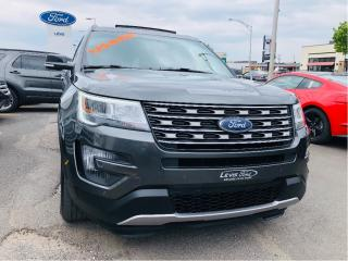 Used 2016 Ford Explorer XLT CUIR for sale in Lévis, QC