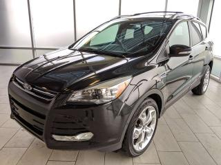Used 2015 Ford Escape TITANIUM/4X4/BLIND SPOT/CROSS TRAFFIC ALERT/BACK UP CAMERA for sale in Edmonton, AB