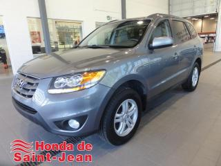 Used 2010 Hyundai Santa Fe V6, boîte automatique, GL for sale in St-Jean-Sur-Richelieu, QC