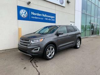 Used 2016 Ford Edge TITANIUM AWD - NAVIGATION / SUNROOF for sale in Edmonton, AB
