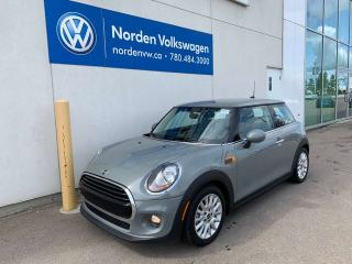 Used 2016 MINI Cooper Hardtop LEATHER / 6SPD M/T for sale in Edmonton, AB