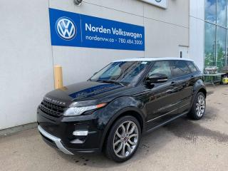 Used 2012 Land Rover Evoque Dynamic Premium 4WD for sale in Edmonton, AB