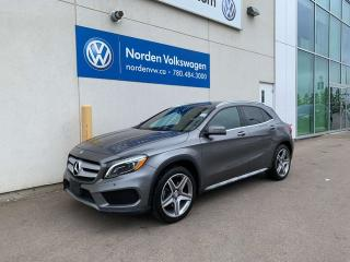 Used 2016 Mercedes-Benz GLA GLA 250 4MATIC AWD for sale in Edmonton, AB