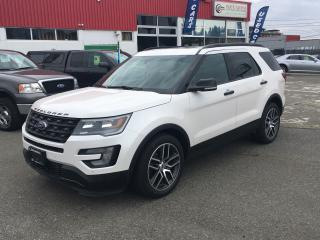 Used 2016 Ford Explorer SPORT for sale in Campbell River, BC
