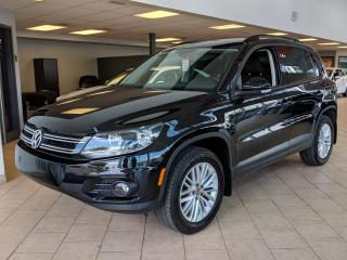 Used 2015 Volkswagen Tiguan SE 4motion Toit Pano for sale in Pointe-Aux-Trembles, QC