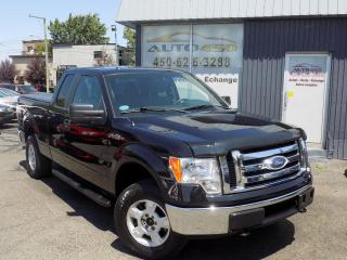 Used 2012 Ford F-150 ***XLT,4X4,AWD,KING CAB,V6*** for sale in Longueuil, QC