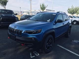 New 2019 Jeep Cherokee Trailhawk for sale in Richmond, BC