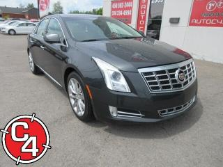 Used 2013 Cadillac XTS Luxury Collection for sale in St-Jérôme, QC