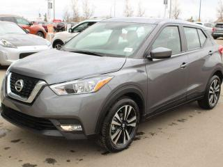 Used 2019 Nissan Kicks SV BACK UP CAMERA PUSH START BLUETOOTH for sale in Edmonton, AB