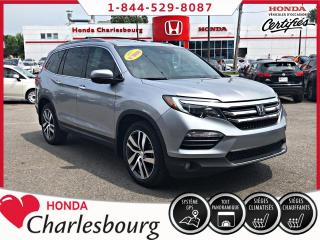 Used 2017 Honda Pilot TOURING 4WD**BAS KM** for sale in Charlesbourg, QC