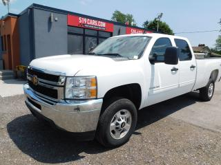 Used 2012 Chevrolet Silverado 2500 LT for sale in St. Thomas, ON