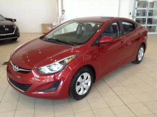 Used 2016 Hyundai Elantra for sale in Longueuil, QC