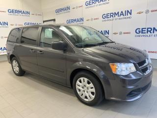 Used 2015 Dodge Grand Caravan SE- BAS KM- CLIMATISEUR- for sale in St-Raymond, QC