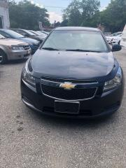 Used 2014 Chevrolet Cruze LT,certified for sale in Scarborough, ON