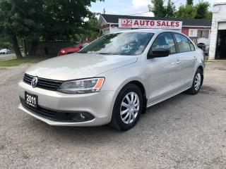 Used 2011 Volkswagen Jetta Trendline/Comes Certified/Automatic/4 Cylinder for sale in Scarborough, ON