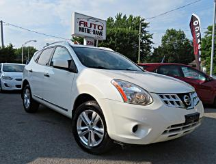 Used 2012 Nissan Rogue SV AUTOMATIQUE MAGS A/C BLUETOOTH for sale in Repentigny, QC