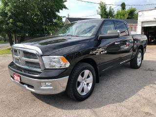 Used 2010 Dodge Ram 1500 Crew Cab/HEMI/4x4/Automatic/6 Passenger for sale in Scarborough, ON