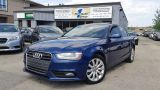 Photo of Blue 2013 Audi A4