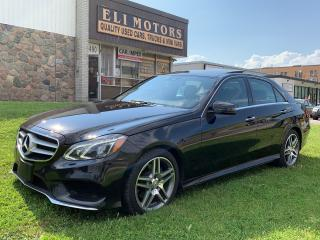 Used 2016 Mercedes-Benz E-Class E250 BlueTEC/AMG/NAVI/Backup Cam/BLIS for sale in North York, ON