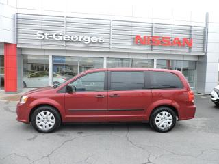 Used 2014 Dodge Grand Caravan SE (V6 3.6L, 3 Zones, Démarreur) for sale in St-Georges, QC