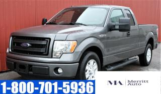 Used 2013 Ford F-150 STX 2WD SuperCab 145