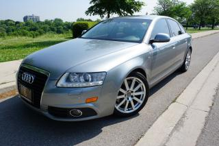 Used 2011 Audi A6 S-LINE / IMMACULATE / NO ACCIDENTS for sale in Etobicoke, ON