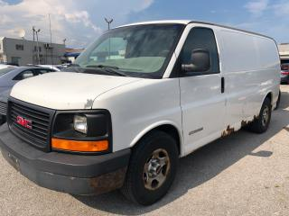 Used 2003 GMC Savana for sale in Pickering, ON