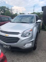 Used 2017 Chevrolet Equinox LT for sale in Scarborough, ON