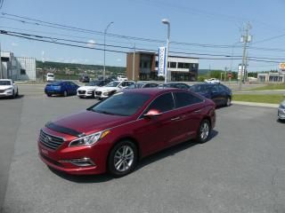 Used 2015 Hyundai Sonata 2.4L, GLS for sale in St-Georges, QC