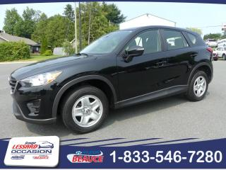 Used 2016 Mazda CX-5 GX,manuelle for sale in St-Georges, QC
