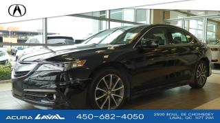 Used 2015 Acura TLX V6 Elite AWS-P for sale in Laval, QC
