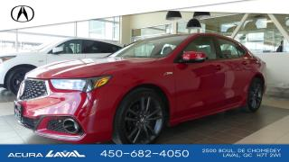 Used 2018 Acura TLX Elite A-Spec Sh-Awd for sale in Laval, QC