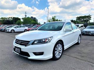 Used 2015 Honda Accord EX-L for sale in Brampton, ON