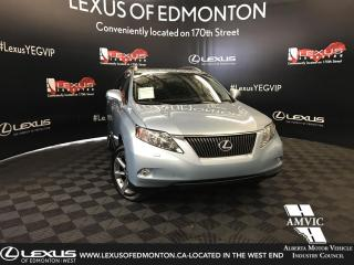 Used 2011 Lexus RX 350 Ultra Premium Package 1 for sale in Edmonton, AB