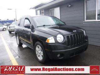 Used 2010 Jeep Compass 4D Utility 2WD for sale in Calgary, AB