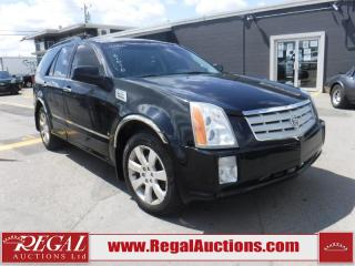 Used 2006 Cadillac SRX 4D Utility 4WD for sale in Calgary, AB