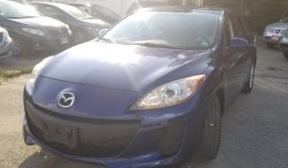 Used 2012 Mazda MAZDA3 for sale in Mississauga, ON