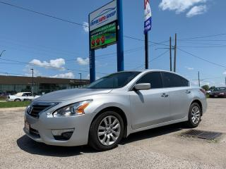 Used 2015 Nissan Altima *BACK-UP CAMERA*BLUETOOTH* for sale in London, ON