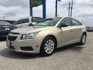 Used 2011 Chevrolet Cruze for sale in London, ON