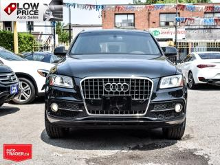 Used 2016 Audi Q5 Teknik*Navi*Camera*SLine*FullOpti* for sale in Toronto, ON