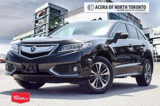 Used 2018 Acura RDX Elite at No Accident| Remote Start| Parking Sensor for sale in Thornhill, ON