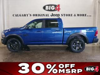 New 2019 RAM 1500 Classic Warlock for sale in Calgary, AB