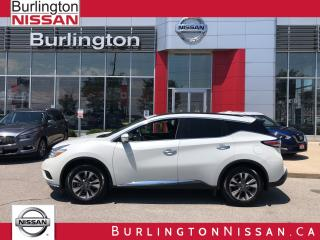 Used 2017 Nissan Murano SV for sale in Burlington, ON