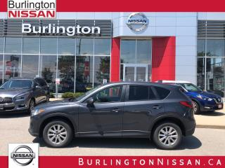 Used 2015 Mazda CX-5 GX, 1 OWNER, ACCIDENT FREE ! for sale in Burlington, ON