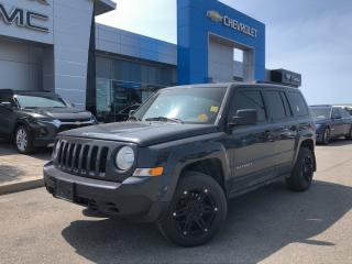 Used 2015 Jeep Patriot - for sale in Barrie, ON