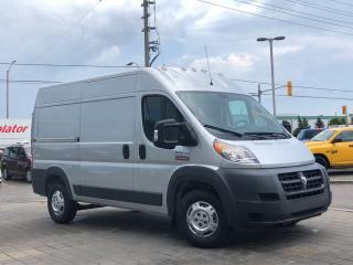 Used 2018 RAM 2500 ProMaster 2500**136W/B**High Roof for sale in Mississauga, ON